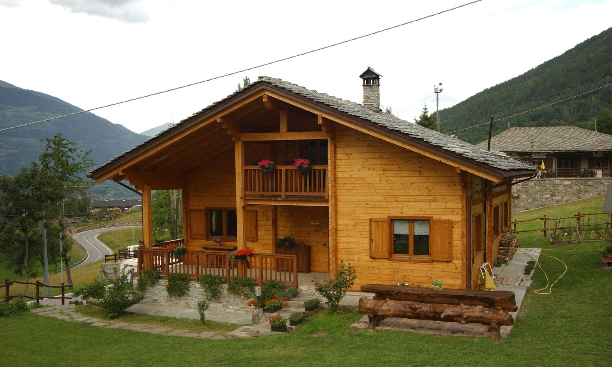 Modelos de casas en madera auto design tech - Casas de maderas prefabricadas ...