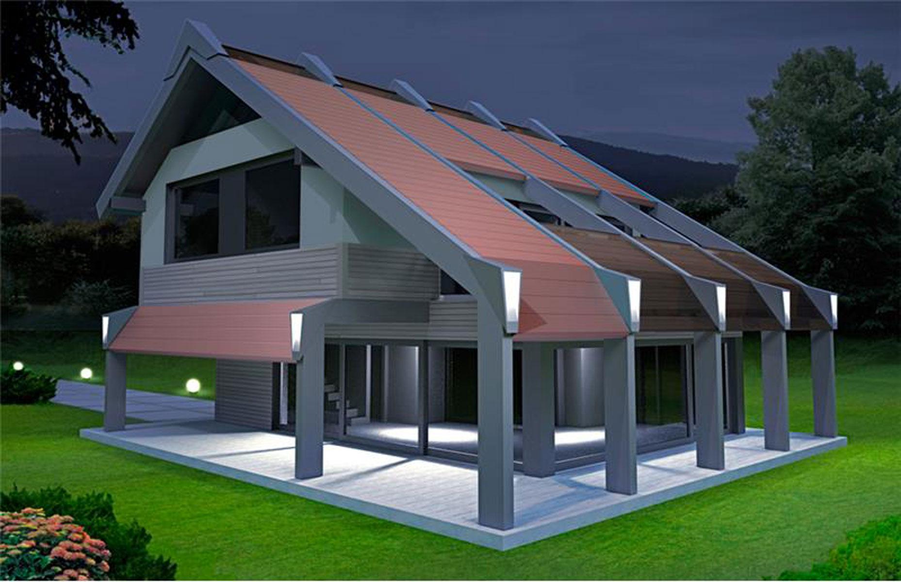 Casa giugiaro design italia italcasa panama for Casa design torino